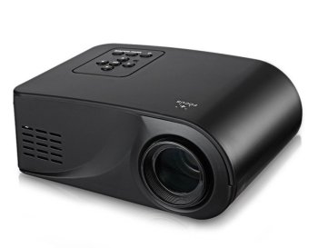 X6 Mini Portable HD LCD Projector