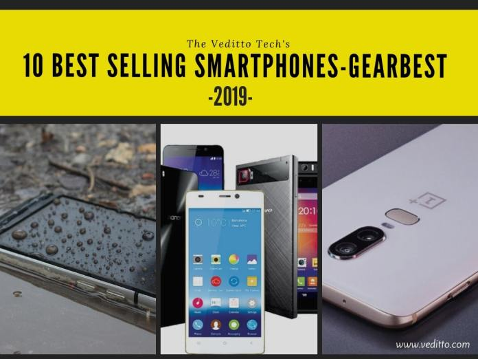 best-selling smartphone Gearbest- Veditto