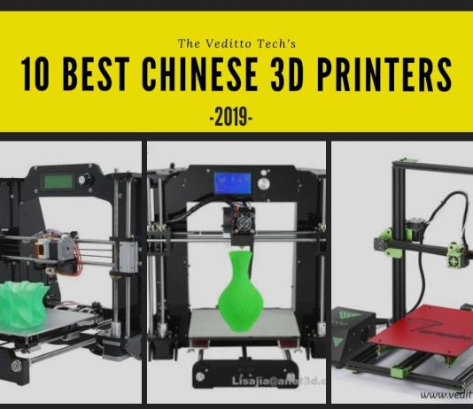 10 Best Chinese 3D Printers under $300 in 2019