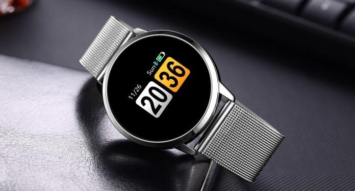 Diggro Q8 Smart Watch