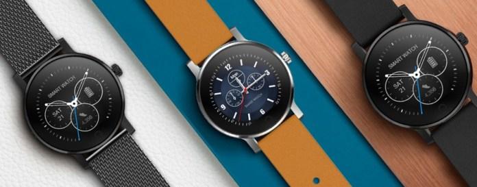SMA - 09 Bluetooth 4.0 Smart Watch