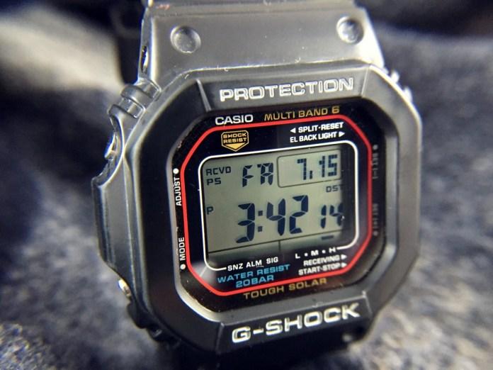 Casio Men's G-Shock GWM5610-1