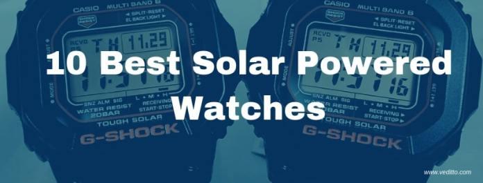 Best Solar Powered Watches