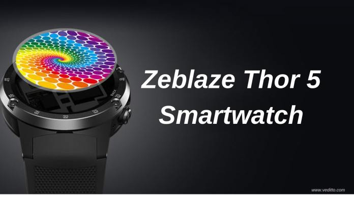 Zeblaze thor 5 Review