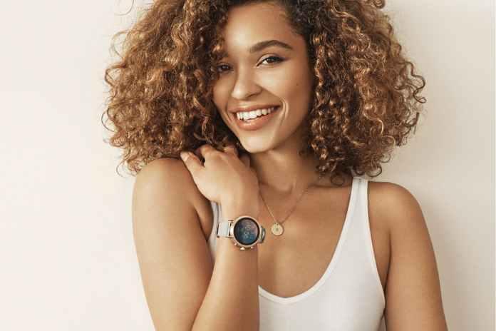 Fossil Q Venture Gen 4 Woman's Smartwatch