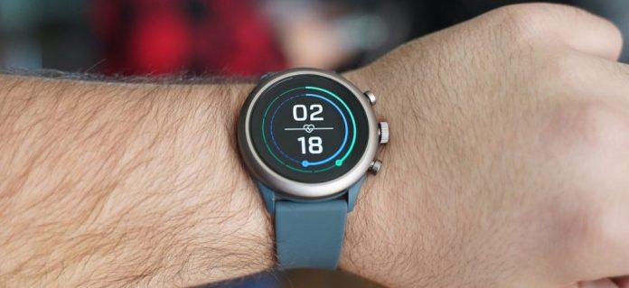 Fossil Sport Men's Smartwatch