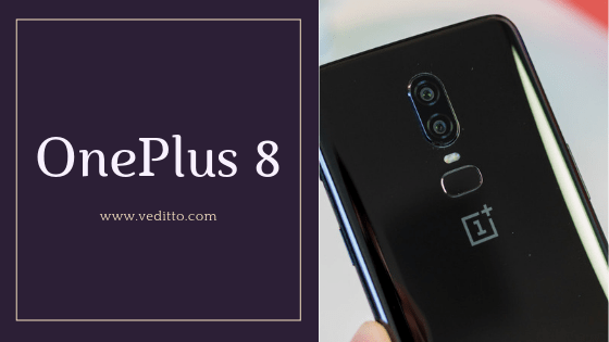 OnePlus 8 Upcoming smartphone in 2020
