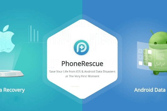 Recover deleted messages phonerescue