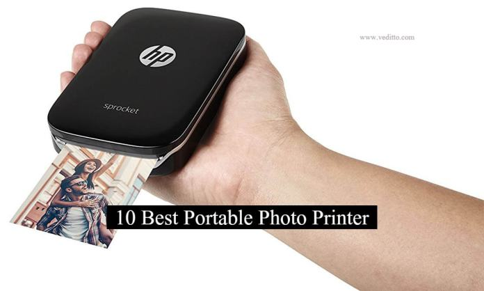 Best Portable Photo Printers 2021