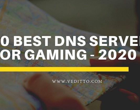 BEST DNS SERVER GAMING 2020