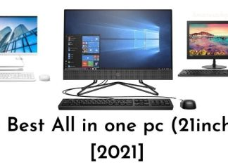 Best all in one PC 21 inch