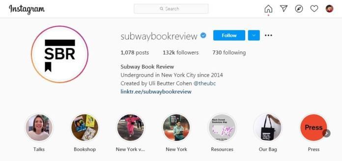 @subwaybookreview