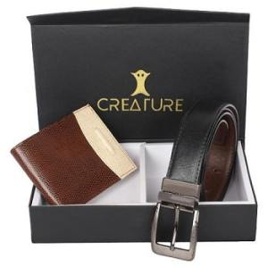 Belt and Wallet Combination