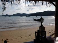 Ao-Yon Beach and the Ship Inn Bar