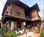 Teak Thai house, Chiang Mai