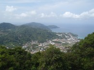 View over Kata and the south of Phuket