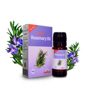 ROSEMARY OIL- EFFECTIVE FOR HAIR GROWTH, BOOSTING CONCENTRATION FOCUS AND MEMORY RETENTION