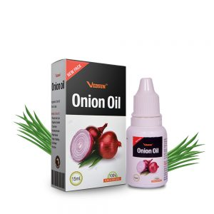 ONION OIL- RICH IN SULPHUR FOR PREVENTING HAIR LOSS AND HAIR BREAKAGE
