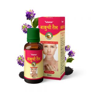 BAKUCHI (BABCHI) OIL | AYURVEDIC MEDICINE WITHOUT ANY ADDITIVE CHEMICALS FOR SKIN DISEASES.