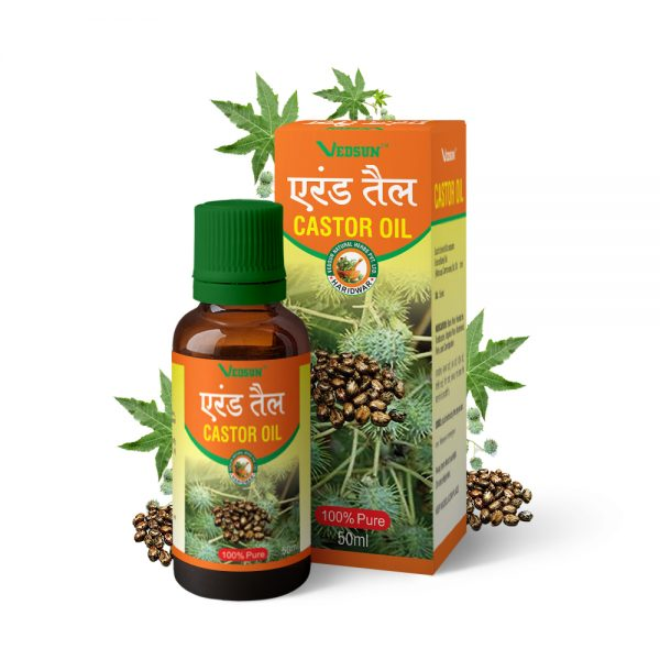 CASTOR OIL (RICINUS COMMUNIS) | FOR CONSTIPATION AND HAIR TREATMENT