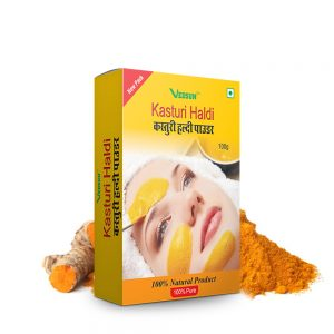 KASTURI HALDI POWDER | NATURAL INGREDIENT FOR FACE AND SKIN WHITENING