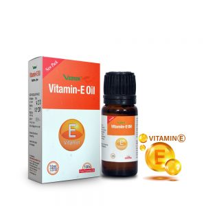 VITAMIN-E OIL- PURE VEGETABLE OIL FOR MOISTURIZES AND NOURISHES YOUR SKIN.