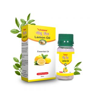 Lemon oil 100% Pure and Natural for massage