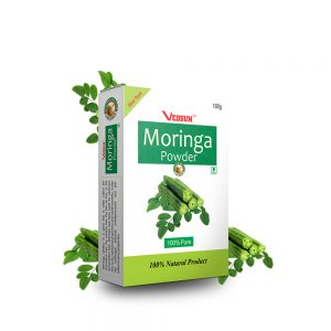Moringa Powder 100% Pure and Natural for Hair Growth