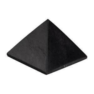 Исцеляющая шунгитовая пирамида