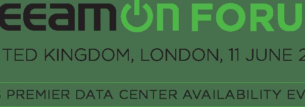 logo veeam on forum uk 2015