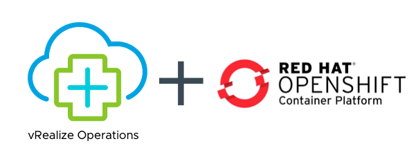 vRealize Operations Openshift Container Platform Monitoring header