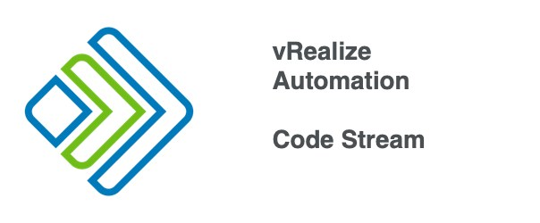 vRealize Automation - Code Stream Header