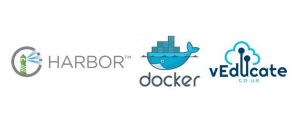 Harbor Docker Header