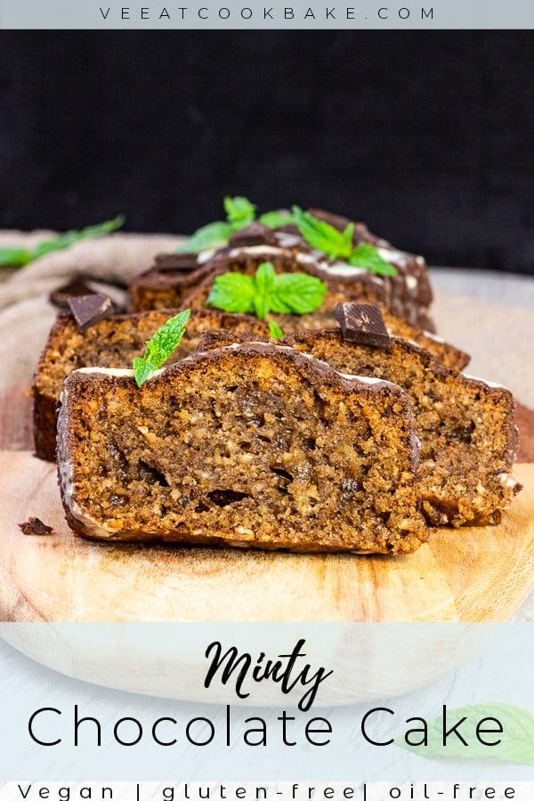 Mint-chocolate-cake