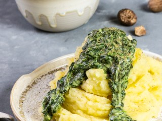 Vegan Cream Spinach