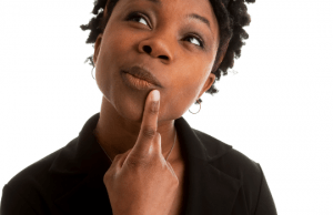 black woman wondering what foreplay is