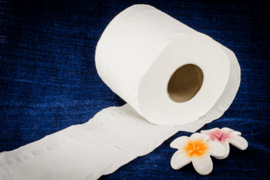toilet paper you can use for smelly urine