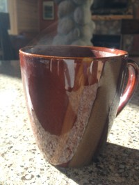 Sunday Column: From a real cup. | Meanwhile, back at the ...
