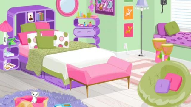 Bedrooms Decoration Games  Billingsblessingbagsorg
