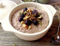 Raw Super food Porridge (Grain-free)