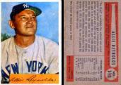 Allie Reynolds 1954 Bowman #113