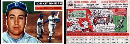 Duke Snider 1956 Topps #150