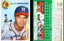 Ed Mathews 1954 Topps #30