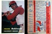 Frank Robinson 1957 Topps #35