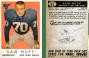 Sam Huff 1959 Topps #51