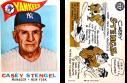 Casey Stengel 1960 Topps #227