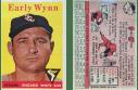 Early Wynn 1958 Topps #100