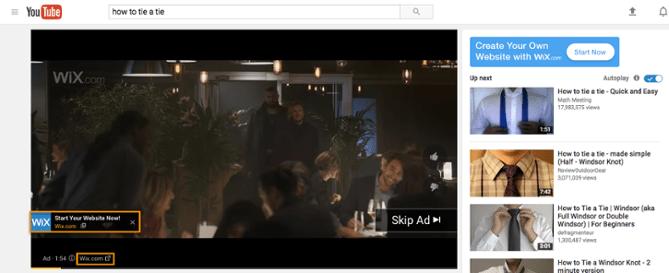 """anuncio in-stream youtube.png """"width ="""" 669 """"style ="""" margin-left: auto; margin- right: auto; width: 669px """"title ="""" anuncio in-stream youtube.png """"> </p> <h4> Lo que los videos de TrueView pueden incluir </h4> <p> Las campañas de video de TrueView pueden incluir personas, diálogos y música recuperados con permiso, o se considera libre de regalías. Sin embargo, es mejor no ejecutar un comercial promocional estándar. Debido a que estos videos se pueden omitir, debe brindarle a su audiencia un motivo para seguir mirando, y los enchufes de productos históricamente no obtienen los puntos de vista que podría esperar. . </p> <p> En cambio, cuente una historia con el tiempo que tiene en este video. A la gente le encanta ver estudios de casos de aquellos que enfrentaron una lucha con la que pueden empatizar. Es una fuente de entretenimiento que hace que su marca sea memorable y menos tentadora de saltear. . </p> <p> Con los anuncios de TrueView, los anunciantes pueden obtener toneladas de información sobre el rendimiento de Los administradores de cuentas de YouTube pueden recopilar datos sobre las vistas completadas de un anuncio, vistas parciales, si el video maneja suscripciones de canales, porcentajes de clics en CTA, vistas obtenidas de un usuario que comparte el contenido. y vistas sobre el otro contenido de la marca que pueden atribuirse a una persona que inicialmente visualiza un anuncio de video. </p> <p> Estas acciones ayudan a los anunciantes a comprender mejor el valor total de su inversión en anuncios de video y dónde asignar presupuesto para aumentar los resultados. </p> <h3> 2. Preroll Ads </h3> <p> Algunos anuncios in-stream son <a href="""
