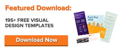 195 plantillas de diseño visual gratuitas