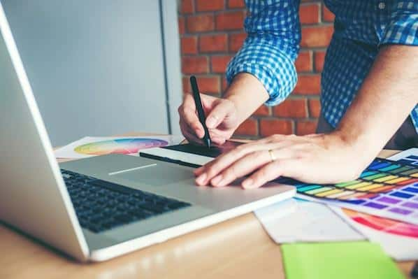 Diseño 101: Equilibrio simétrico y simétrico – Veeme Media Marketing